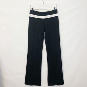 Lululemon Wide Leg Color Block Pant 6